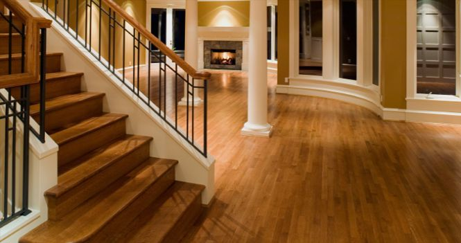 Hardwood Floor Service - Hardwood Floor Installation & Refinishing Maryland, Washington